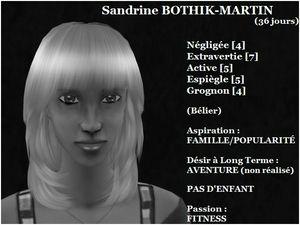 Sandrine BOTHIK-MARTIN