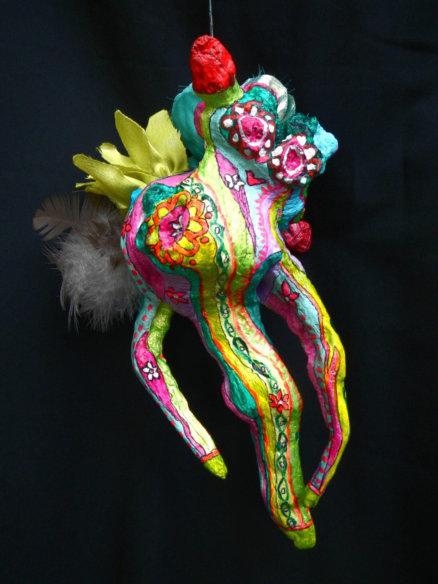 crapouillette femelle yurtao