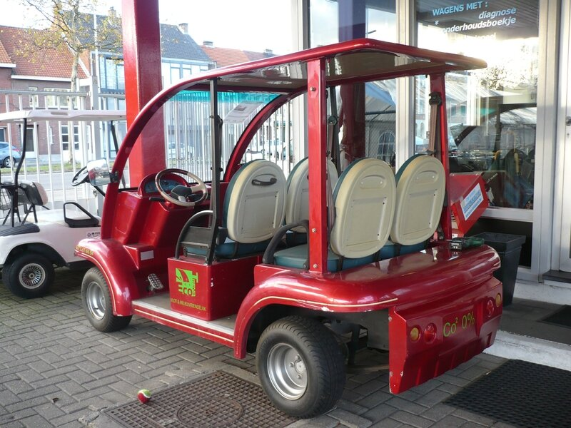 EAGLE EG6042KR voiturette électrique 2006 hasselt (2)