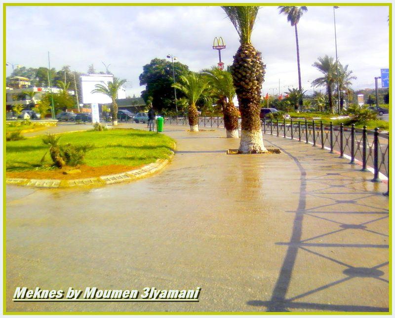 Meknes Centre Ville