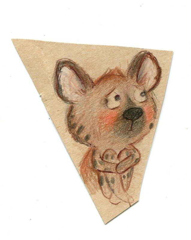 hyene etape
