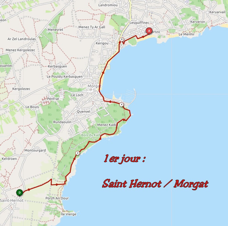 St Harnot-Morgat