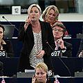 Fn : deuxième essai en vue au parlement européen