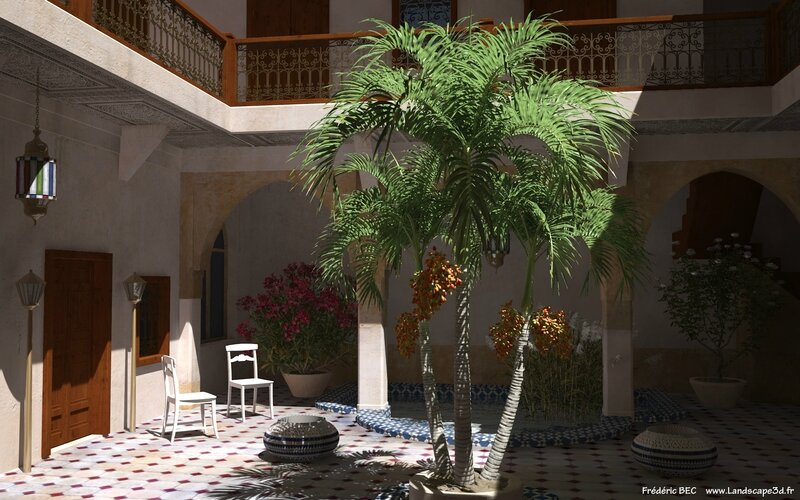 Adonidia merrillii veitchia christmas palm plant tree 3d model TPF The Factory 3ds cad max obj fbx vue patio