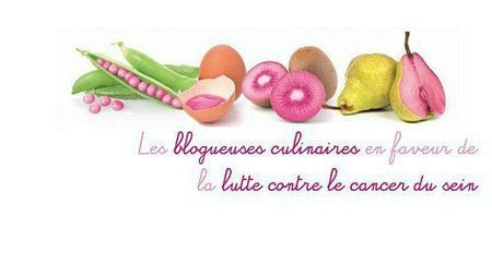 octobre rose blogueuses culinaires 2012