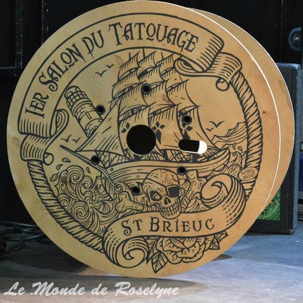 1er salon du tatouage de Saint-Brieuc