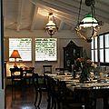 habitation Clément, intérieur