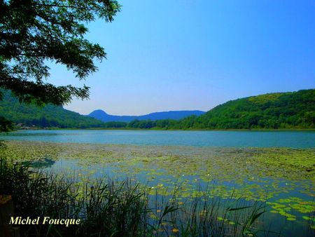 10) lac de barterand