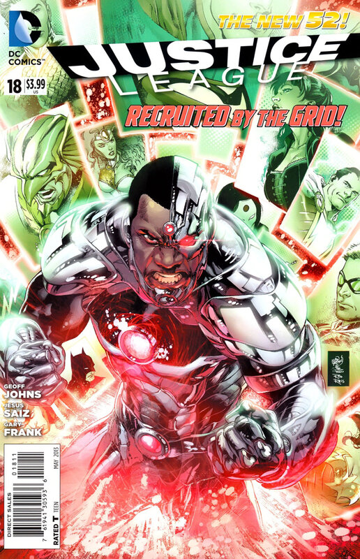 new 52 justice league 18