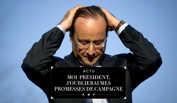 hollande promesses