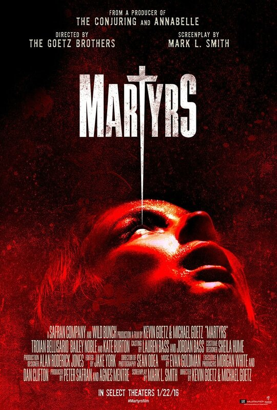 Martyrs 2016