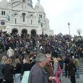 Montmartre le 4 avril 2009
