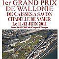 Grand prix de Wallonie 2011 1
