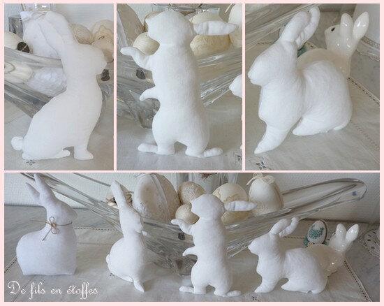 Ribambelle de petits lapins