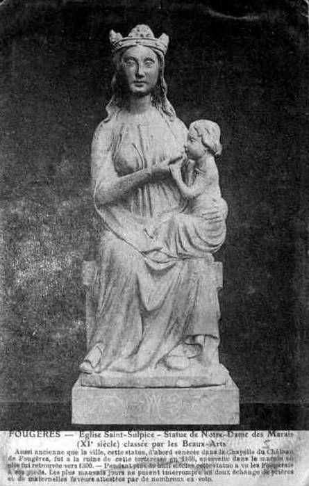 Notre Dame des Marais de Fougères