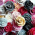 Petites roses modelées, ©Kalifragili (tous droits réservés)