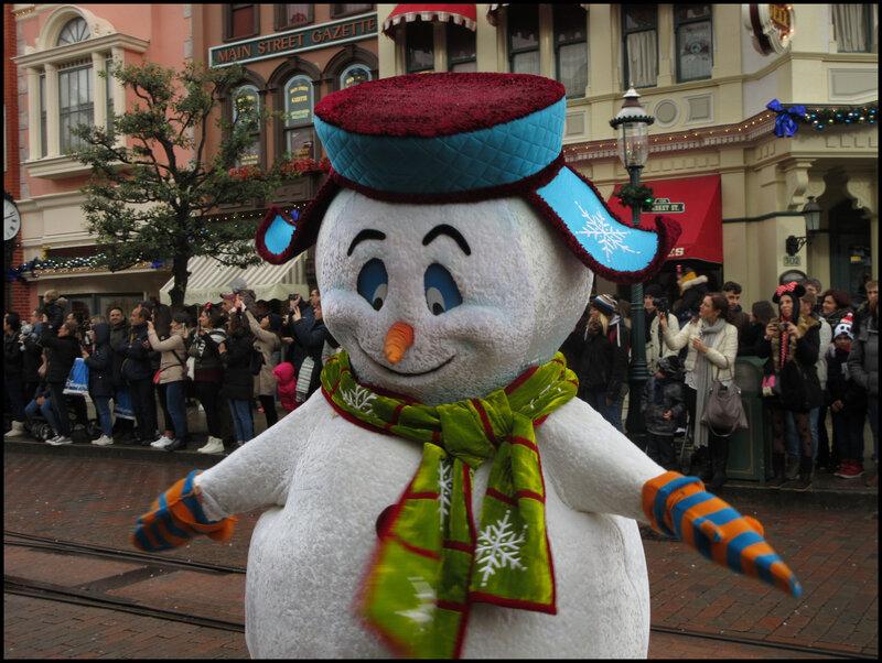 Parade de Noël premier passage dimanche (9)