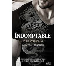 Wind Dragons T2 Indomptable de Chantal Fernando
