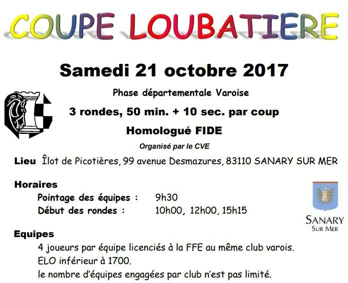 Coupe Louba 1