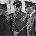 1942 - hitler envahit le sud de la france