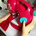 Astuce recharge de tissus pour machine sewcool