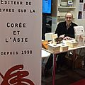 Salon du Livre 2013