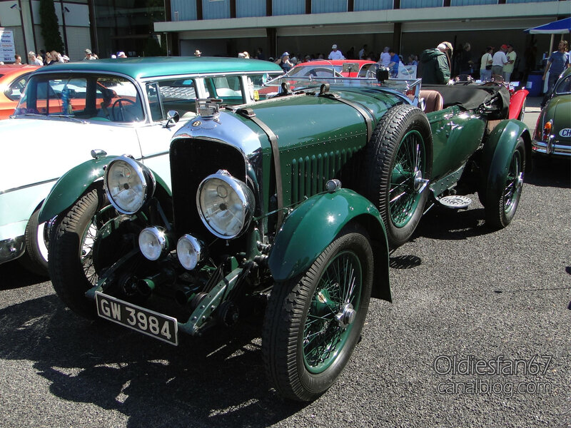 Bentley 4,5 litre tourer May and Jacobs-1930-01