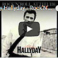 Rock'n'roll attitude - johnny hallyday (partition - sheet music)