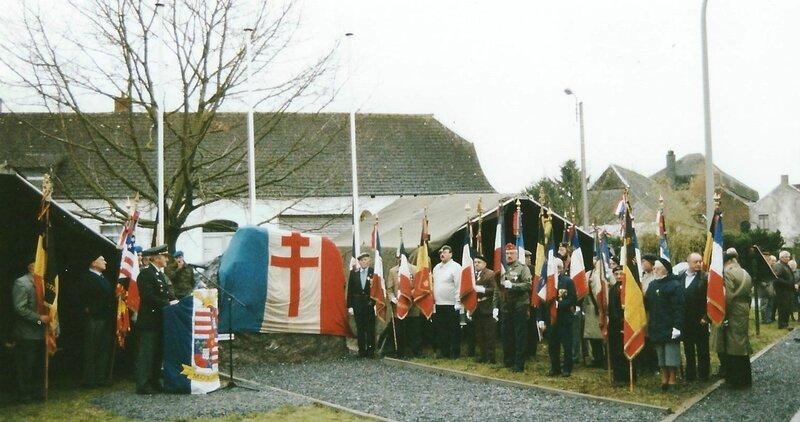 Beauwelz Inauguration monument 9 nov 1998 R1