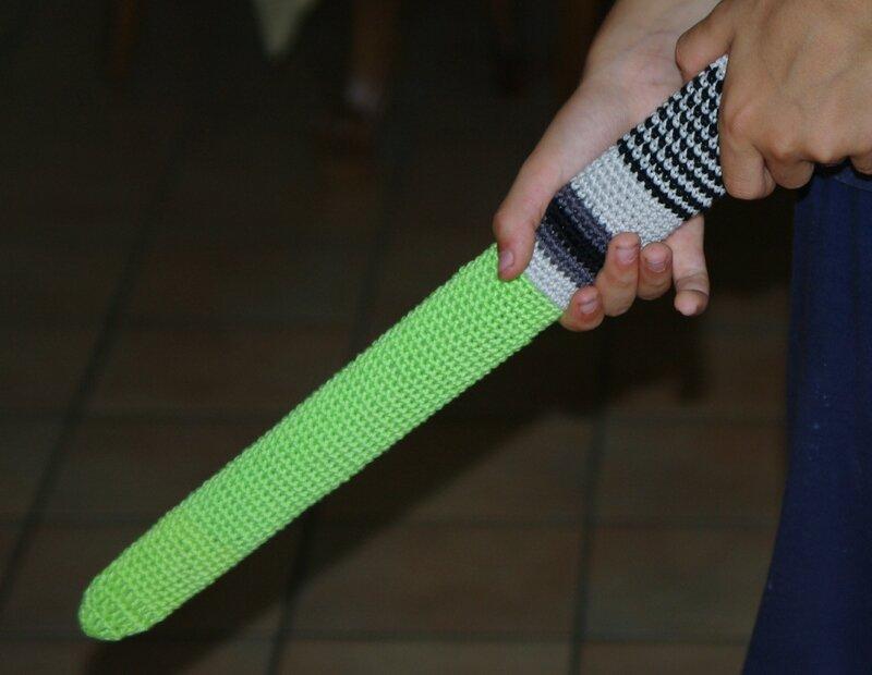 épée de jedi