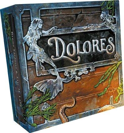 Boutique jeux de société - Pontivy - morbihan - ludis factory - Dolores