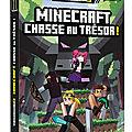 Team-gamerz-tome-2-minecraft-chae-au-tresor