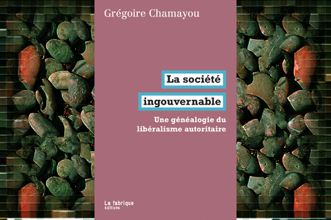 COUV SOCIETE INGOUVERNABLE