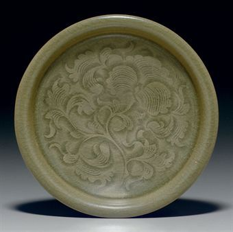 a_yaozhou_celadon_carved_dish_northern_song_jin_dynasty_12th_13th_cent_d5347996h
