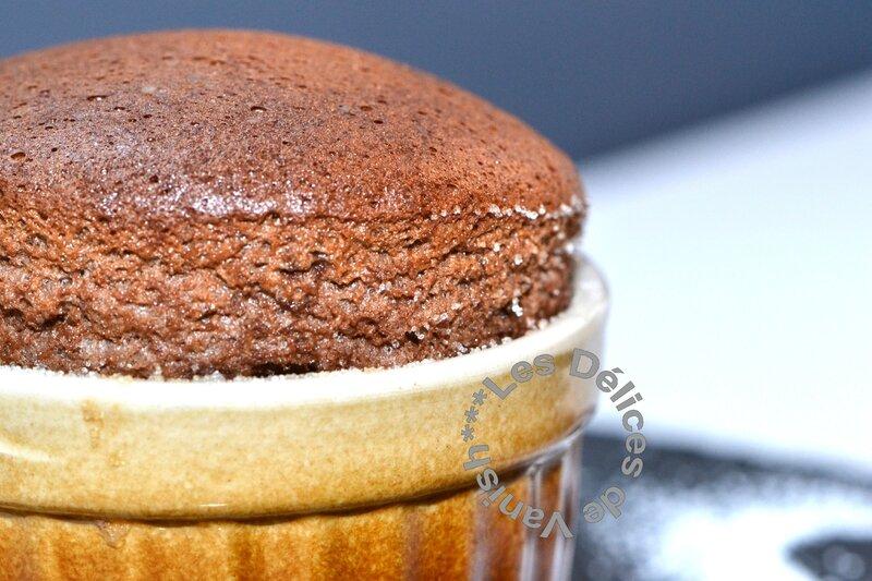 soufflé léger, blancs d'oeuf, dessert nutella