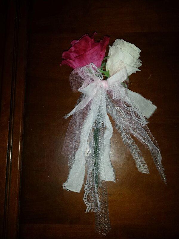 Roses papier 1