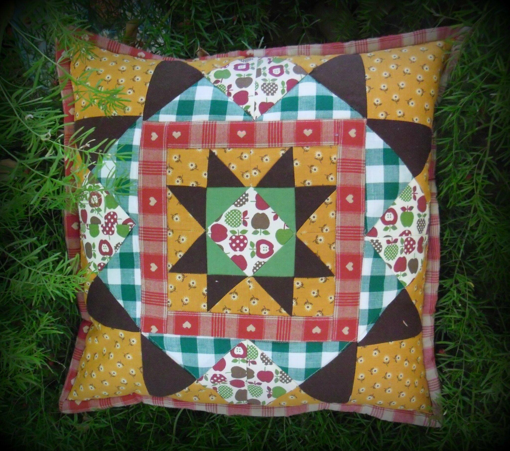 Patch cushion
