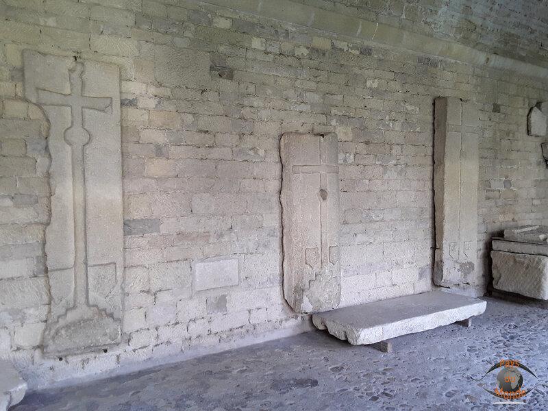 Intérieur du cloitre