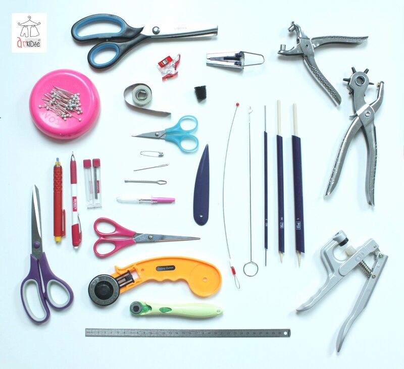 Outils à couture