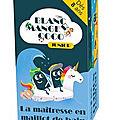 Boutique jeux de société - Pontivy - morbihan - ludis factory - Blanc manger coco Junior la maitresse en maillot de bain