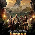 Jumanji 2 : bienvenue dans la jungle (20 décembre 2017)
