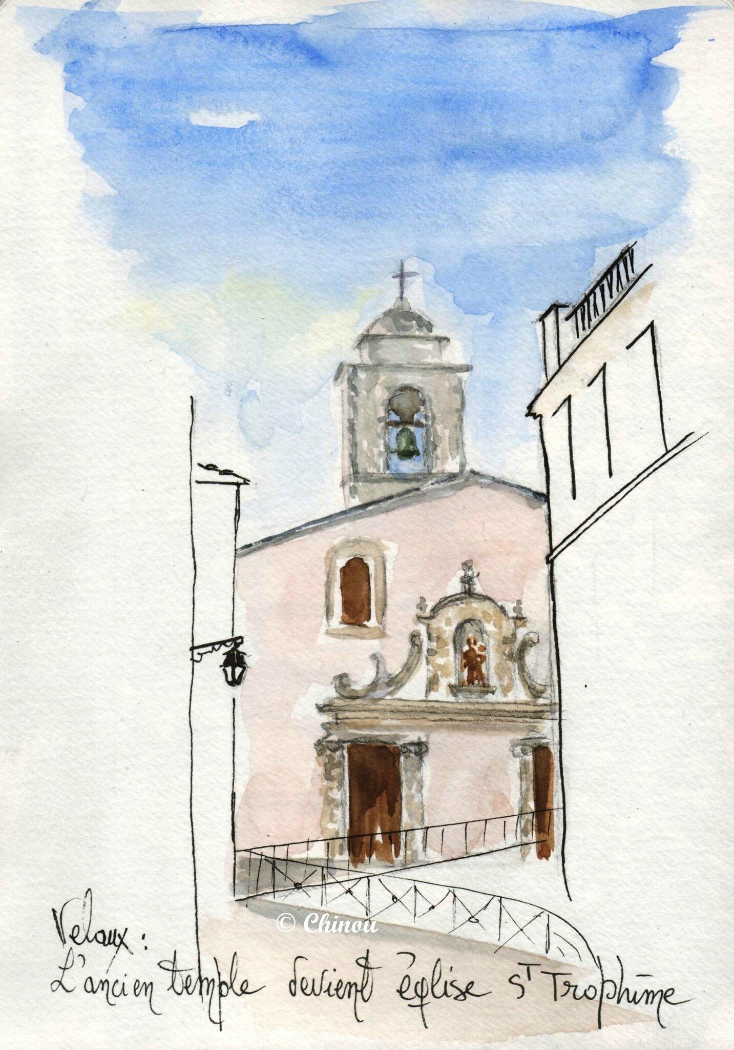24 Eglise St Trophime