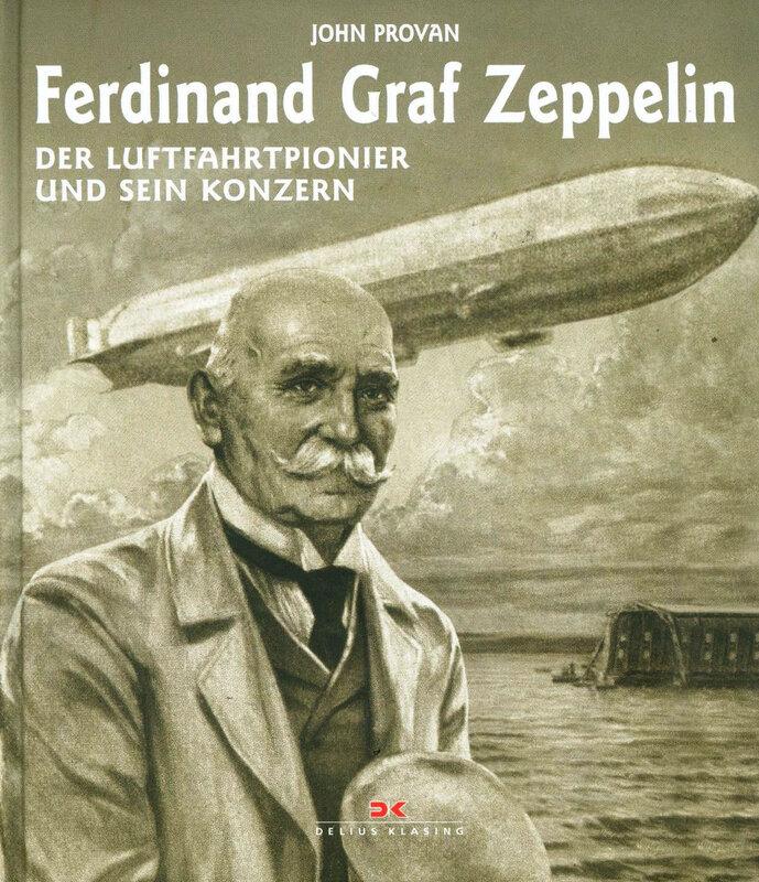 Livre Comte Ferdinand Zeppelin