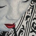 Naissance d'une geisha