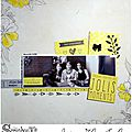 Dt scrapboo'kit - jolis moments