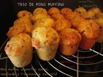 TRIO DE MUFFINS SALES