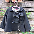 Chic cocktail coat 5 ans
