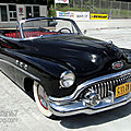Buick super convertible-1951