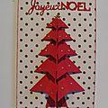 Cartes de Noël 2013 ( série rouge et verte -2) 001