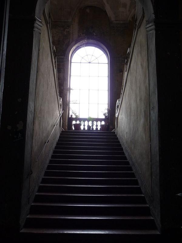 Nombreux sont les Palais baroques, témoins d'un faste aujourd'hui décati
